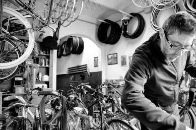 meccanico di biciclette a Firenze