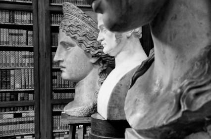 La biblioteca storica