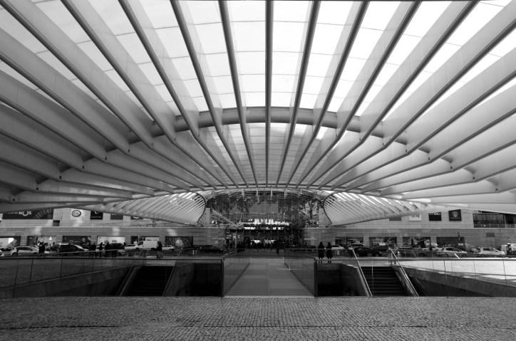 Gare do Oriente, Lisbona