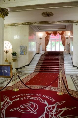 Hotel Sovetsky - Ingresso