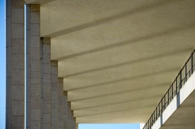 Padiglione del Portogallo Expo 98 dettaglio della copertura