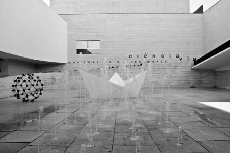 Pavilhao do Conhecimento dos Mares Lisboa