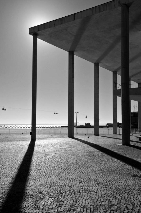 Portuguese Pavilion For Expo 98, Lisbon, Portugal, Architect Alvaro Siza, 1998