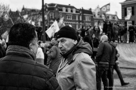 Amsterdam Manifestazione di Curdi Olandesi