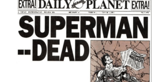 Daily Planet, Superman is dead