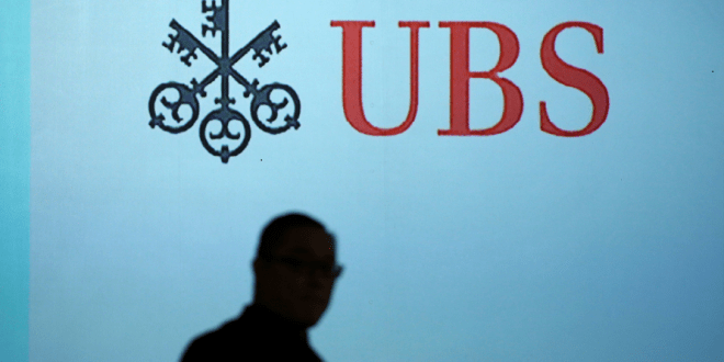 UBS Amende record 3,7 milliards