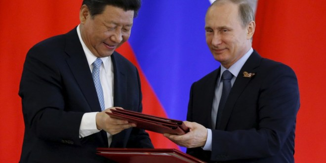 accord russie chine or commerce