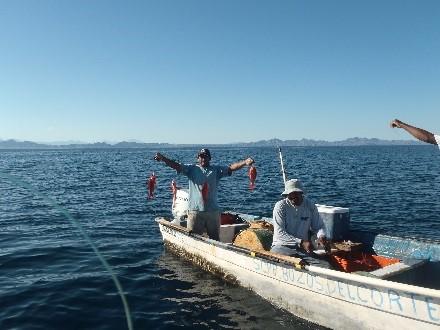 Loreto Bay National Park Fishing