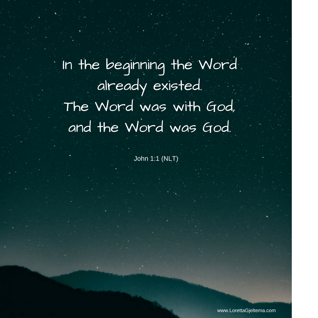 First and Final Word John 1:1