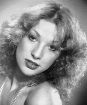 I was named after Loretta Young. This is me, Loretta Sayers in 1978