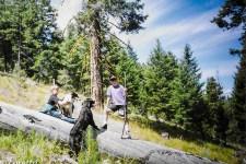 hiking around Central Oregon