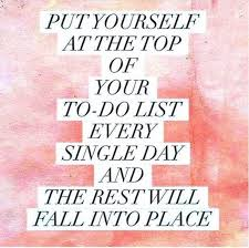 How do you put yourself at the top of the list?