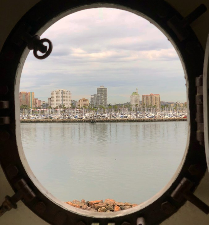 Have you ever stayed on the Queen Mary?
