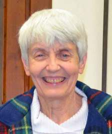 A bioography and photo of Mary Margaret Murphy SL, Loretto's Vice President.