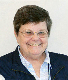 A biography and photo of Sharon Kassing SL, a member of Loretto's Executive Committee and Community Forum.