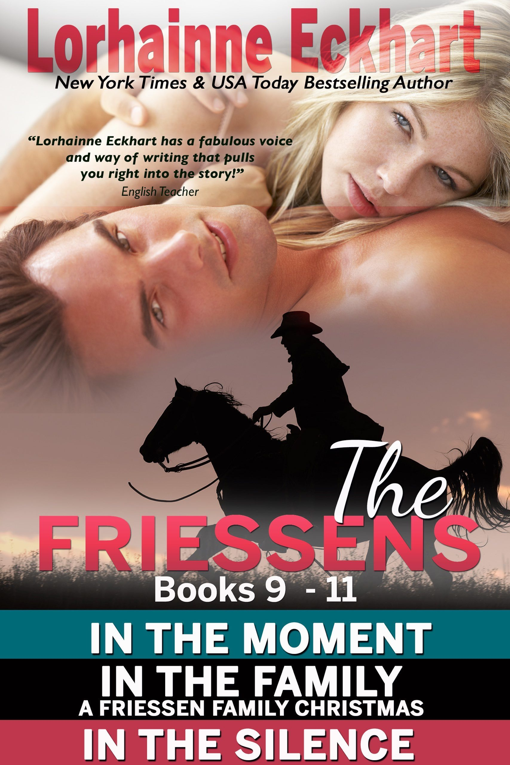 The Friessens Books 9 – 11