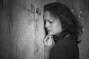 PTSD has a new predator: IV ketamine which will help this traumatized woman recover from PTSD.