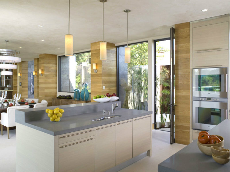 A toxin-free kitchen - how to go green at home
