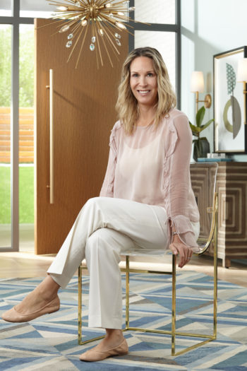Lori Dennis Partners with Lamps Plus