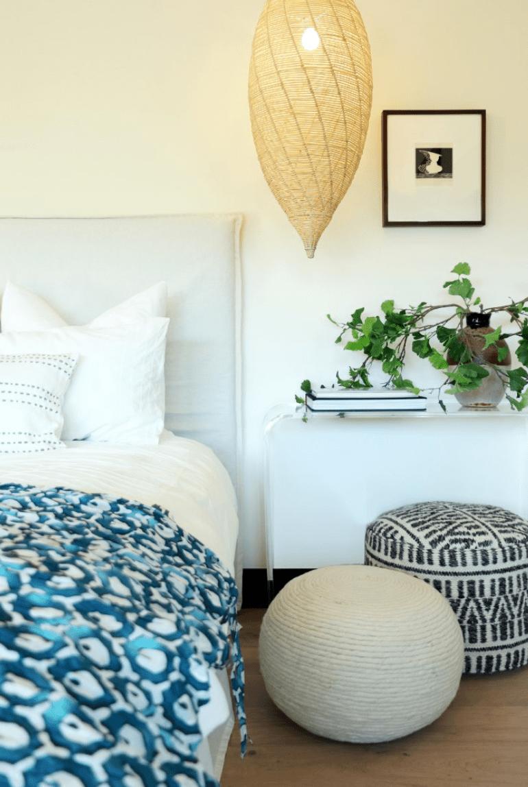 Boho Chic Done right - boho bedroom