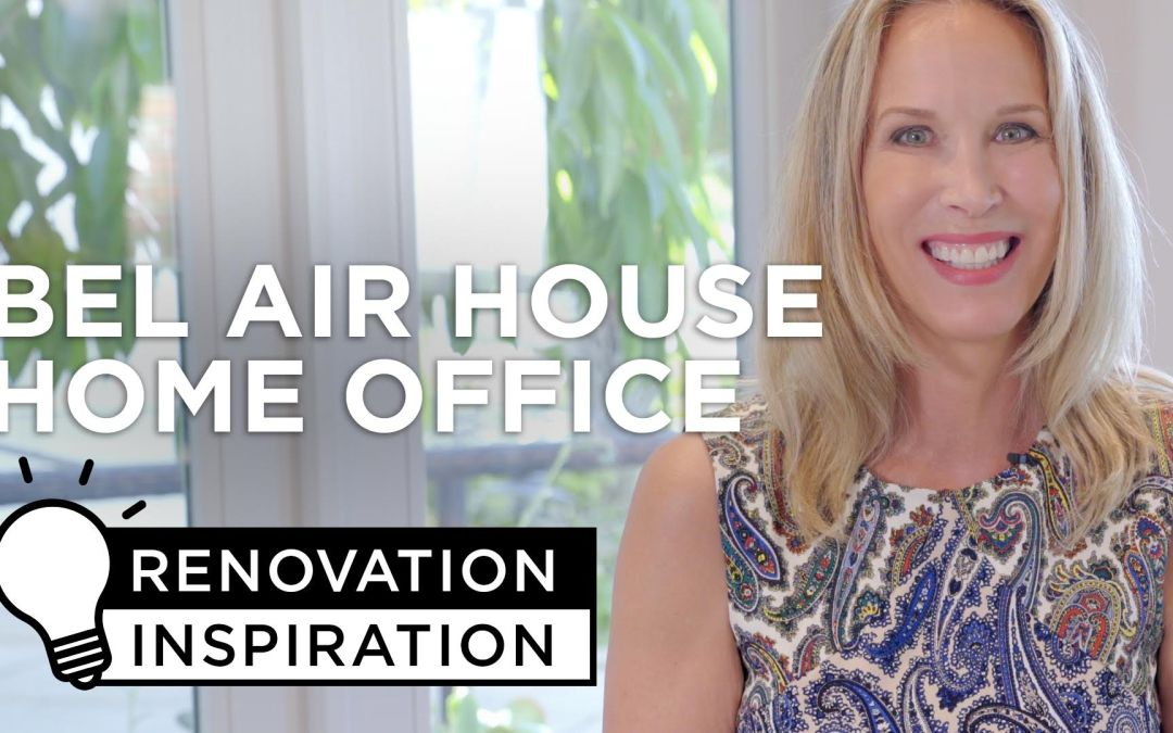 Renovation Inspiration: What To Do With Under-Utilized Rooms? Turn them Into Offices!