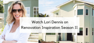 Exciting News: Renovation Inspiration Season II is Now Available Online!