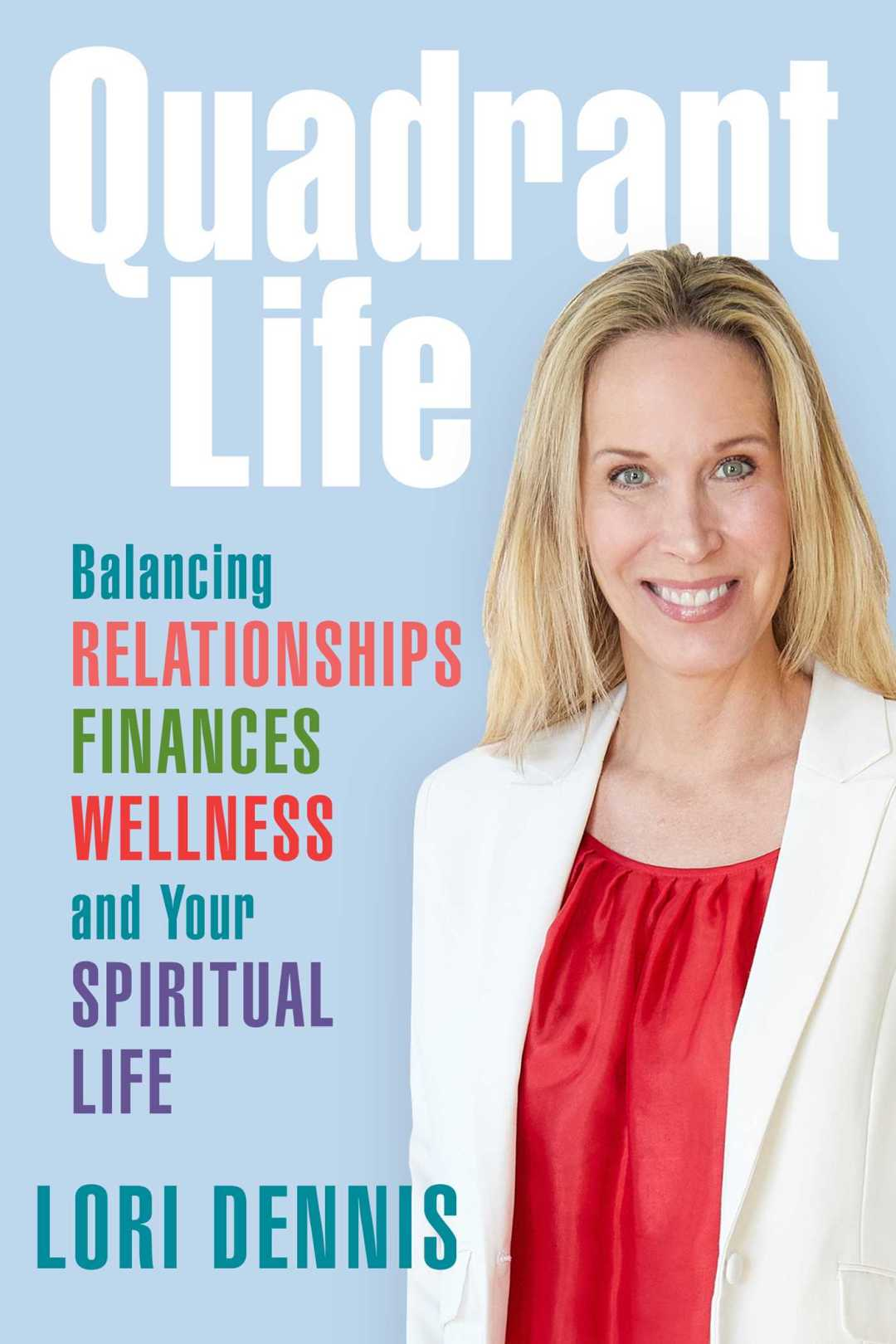 The Quadrant Life Book Cover