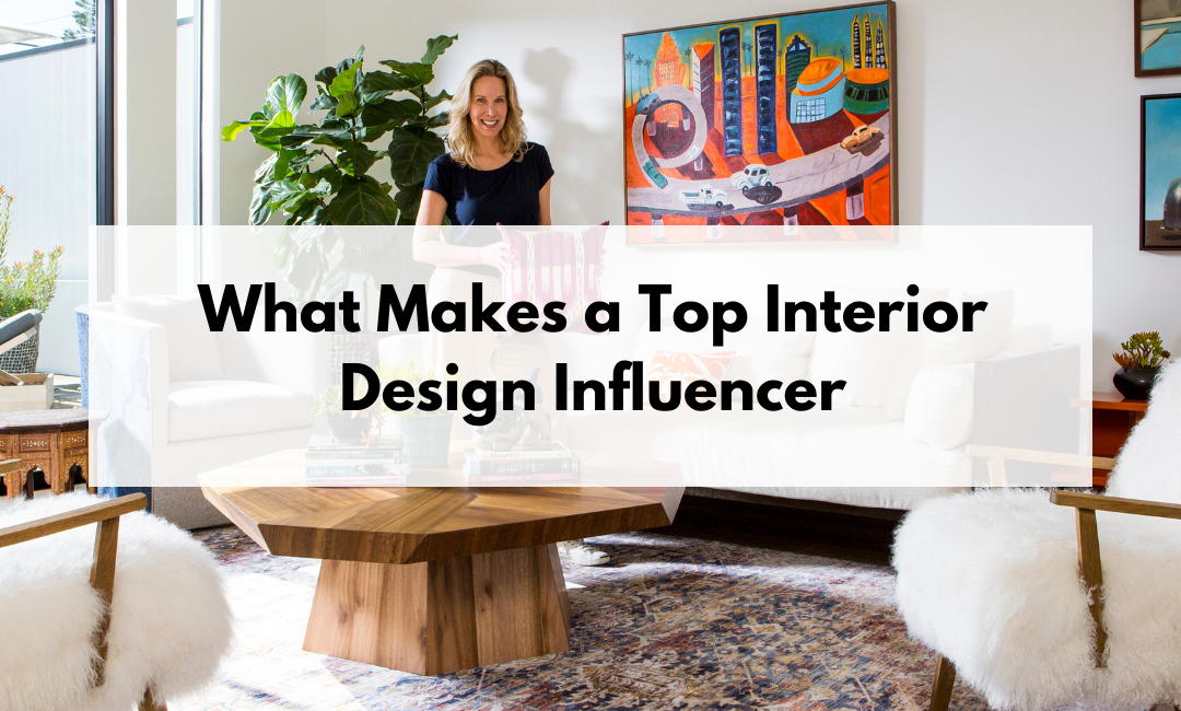 How to be an Interior Design Influencer Lori dennis fluffs pillows in the venice art house project
