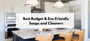 The Best Budget-Friendly + Eco-Friendly Soaps + Cleaners