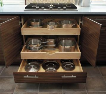 Must Have Kitchen Cabinet Accessory Pull Out Drawers