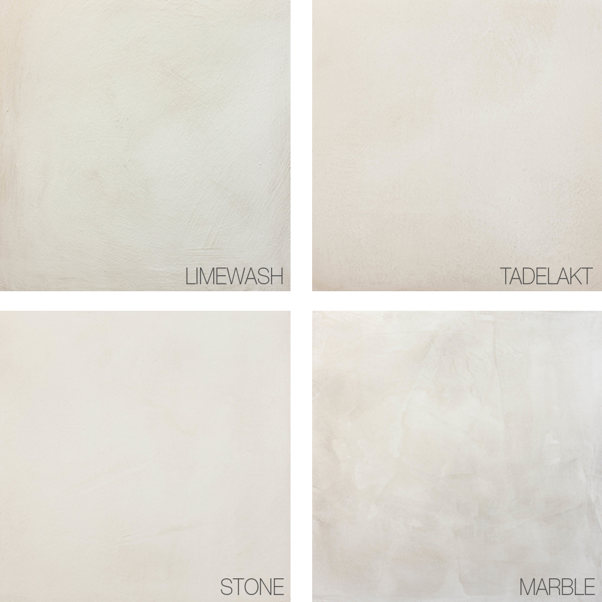 Plaster Texture Finishes