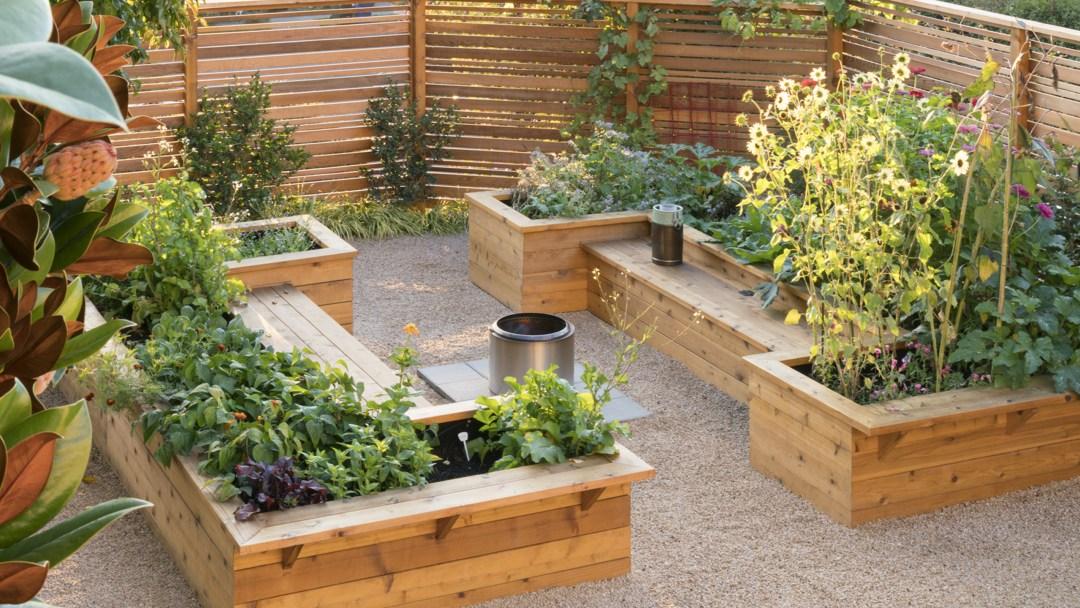 Design a Vegetable Garden Lori Dennis Interior Design