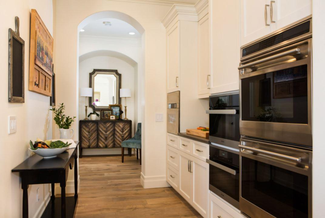 Contemporary Kitchen Design Modern Mediterranean
