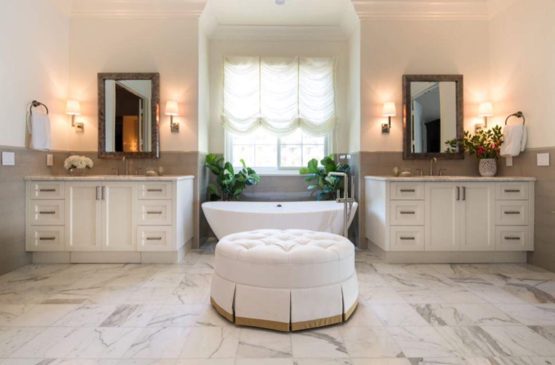 Water Saving Plumbing Bathroom