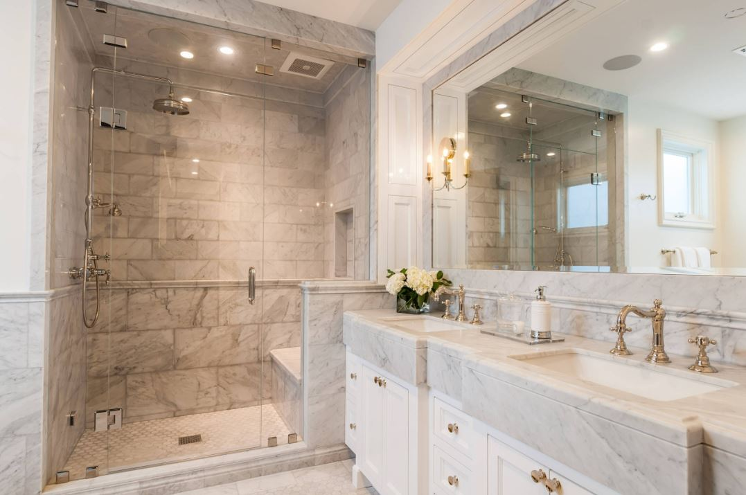Whole House Water Filter Bathroom Shower