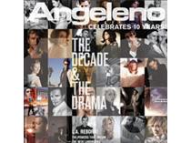 Celebrity Los Angeles Interior Designer Lori Dennis Angeleno Magazine September, 2009