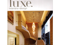 Celebrity Los Angeles Interior Designer Lori Dennis Los Angeles Luxe Magazine November, 2011