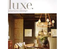Celebrity Los Angeles Interior Designer Lori Dennis Los Angeles Luxe Magazine November, 2011 #2