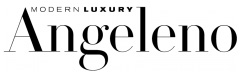 Modern Luxury Angeleno Magazine Logo