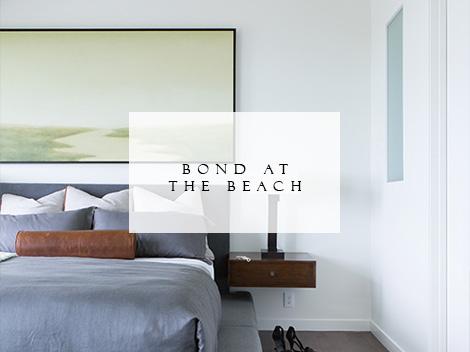 Bond at the Beach Lori Dennis Portfolio