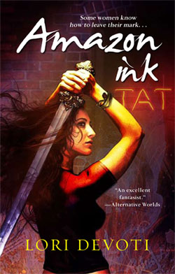 Amazon Ink, urban fantasy