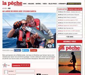 La pêche et les poissons n°853