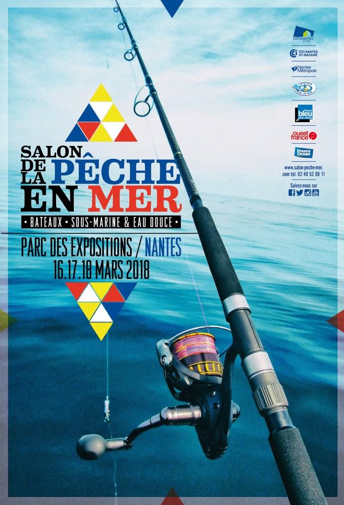 Salon de la pêche en mer de nantes 2018
