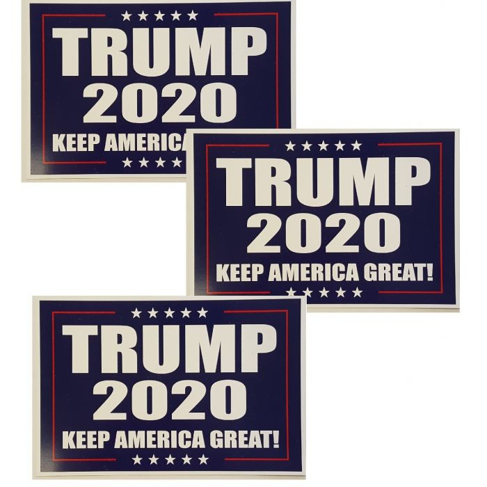 donald trump 2020 keep america great campaign posters set of 3