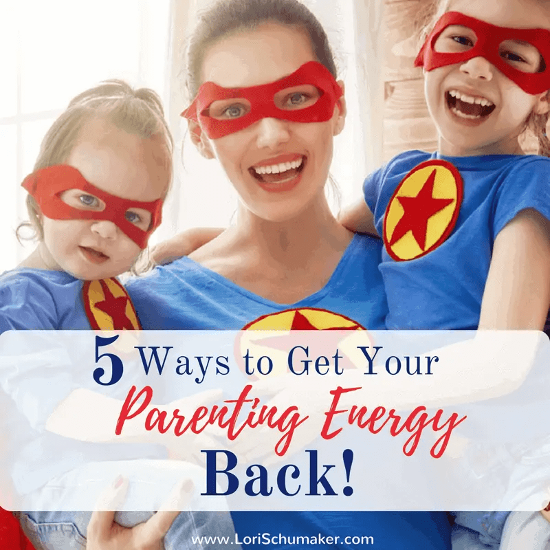 5 Ways to Get Your Parenting Energy Back {#MomentsofHope Link-Up}