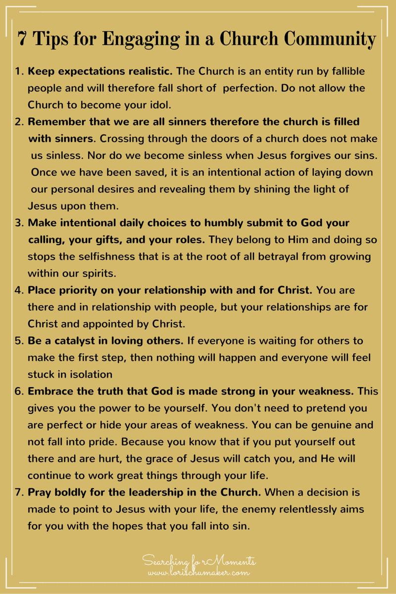 Just Choose Jesus : Betrayal and the Church