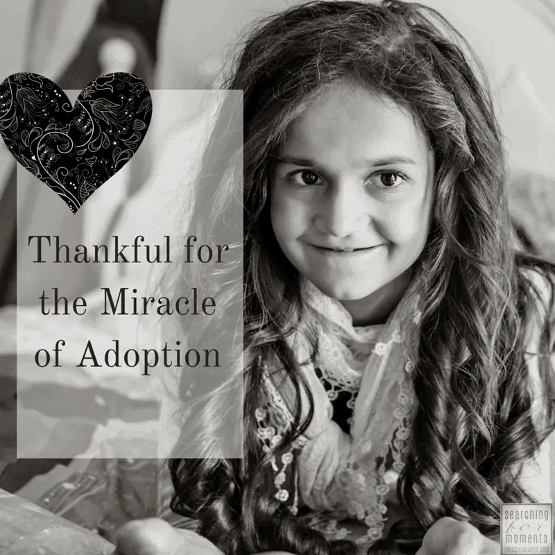 our adoption story