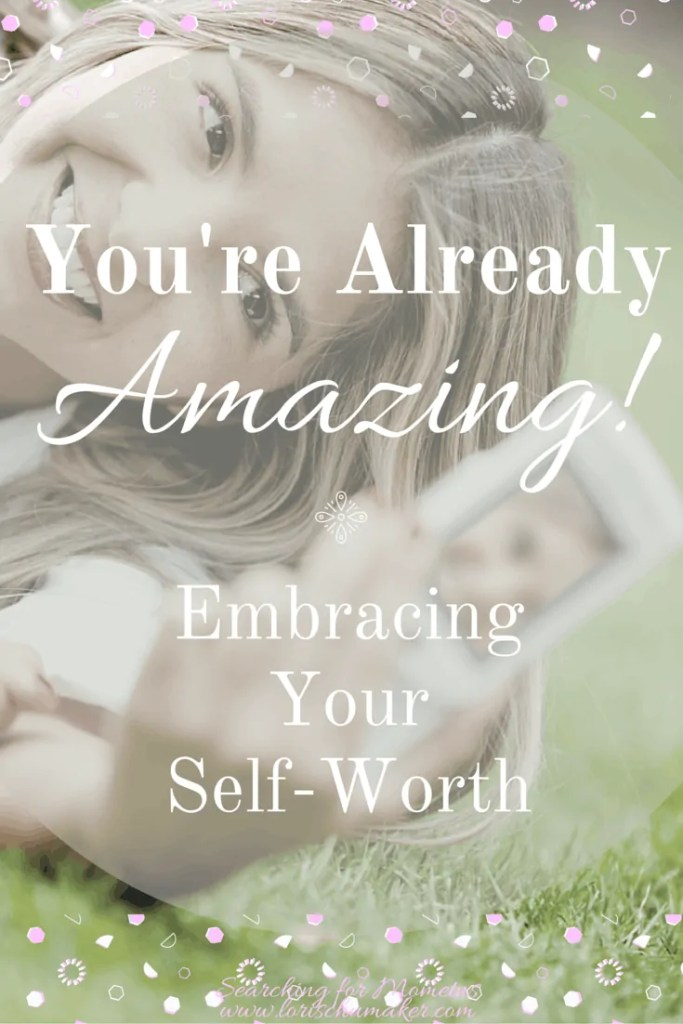 Do you need help embracing the fact that you are already amazing ? Holley Gerth's new Life Growth Guide will help get you there!