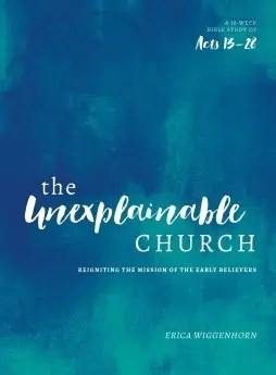 The Unexplainable Church by Erica Wiggenhorn