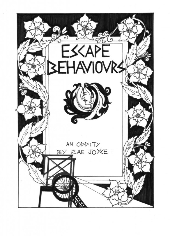 escapebehaviours-title-page-RaeJoyce